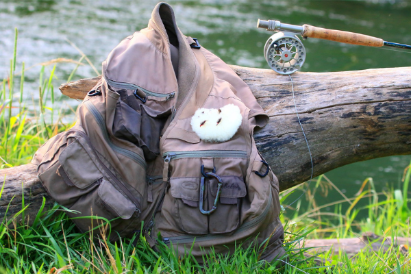 What do you put in a fly-fishing vest